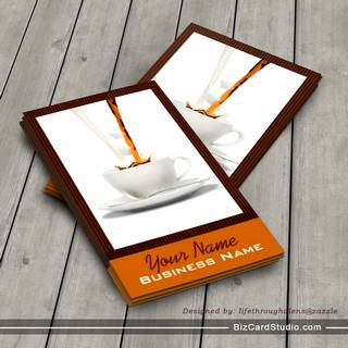 Coffee Business Cards